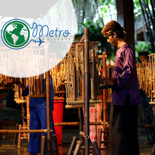 one day tour angklung udjo