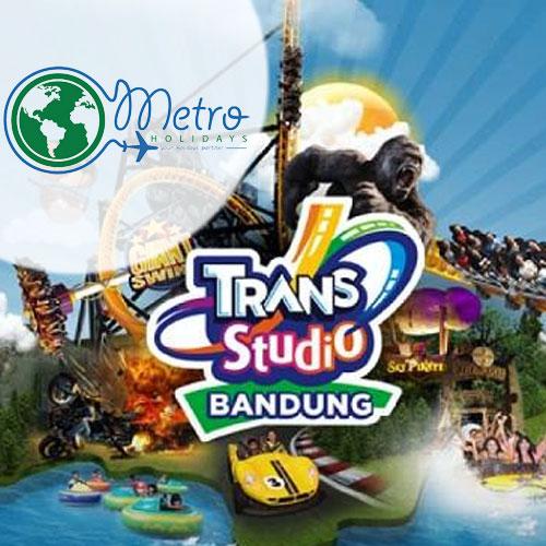 bandung + trans studio bandung 3h2m